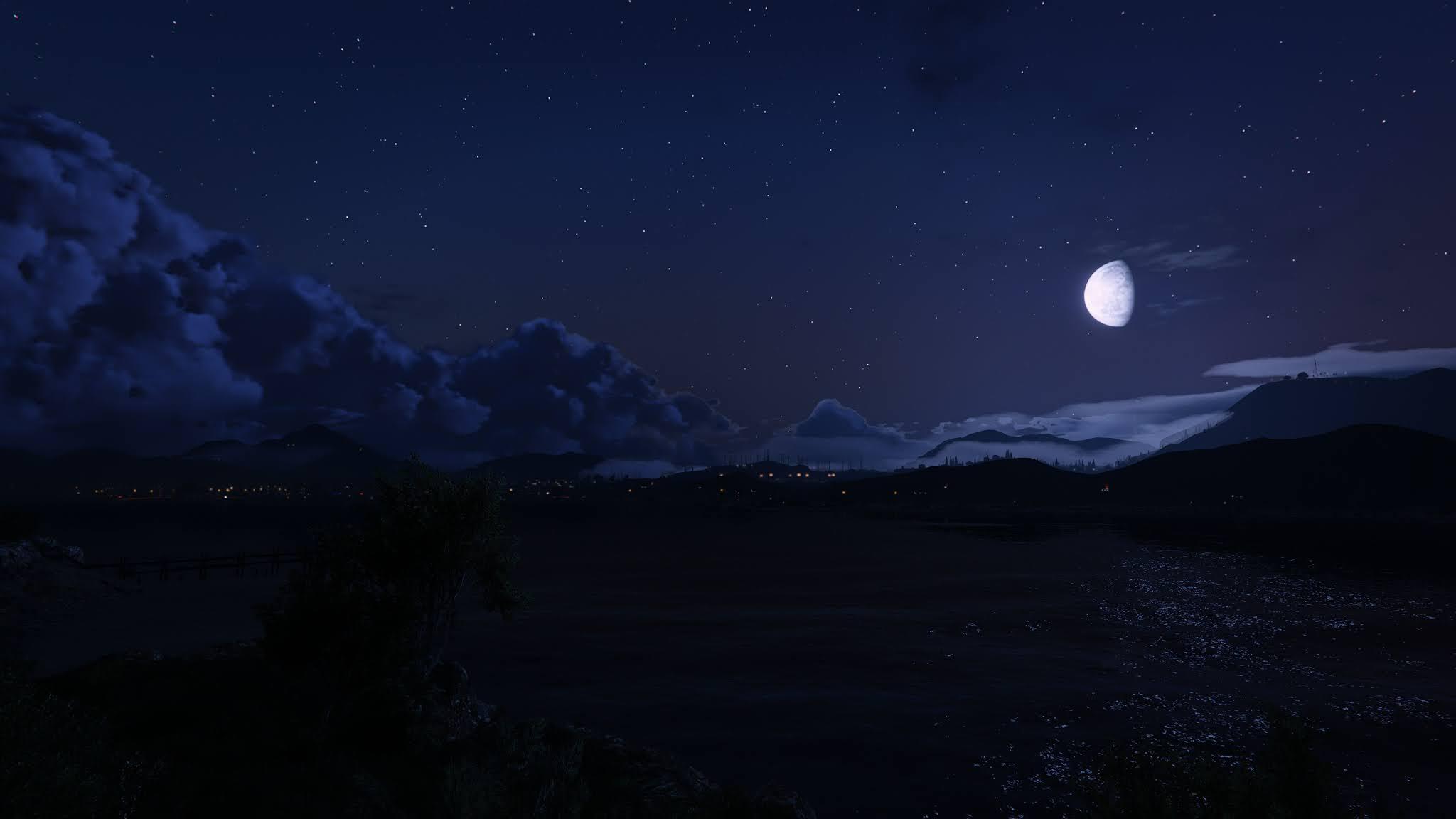 Landscapes Ultra HD 4K wallpapers