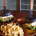 Taste test: The Third Wave Coffee Burger with black buns