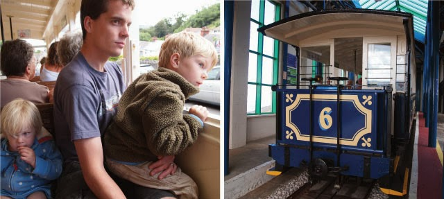Alfies Studio - North Wales Roundup - Tram