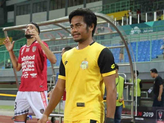 Menangkan Bhayangkara FC, Ilham Udin Armayin Termotivasi Balik ke Timnas