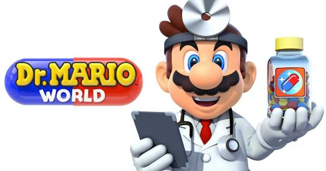 Dr. Mario World (Mobile) já está disponível para download, mas apenas em alguns países