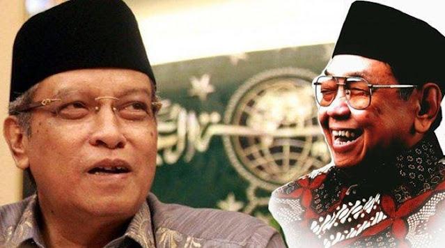 Kiai Najih: Islam Nusantara Dipelopori Gus Dur tapi Diaku Said Aqil, Ya Biar Dapet Uang Banyak!