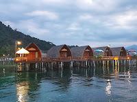 Pesona Pulau Tegal Mas, Lampung, Indahnya Surga Dunia Wisata Bahari Yang Ramah Lingkungan