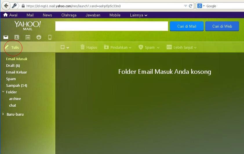 Panduan Cara mengirim lamaran kerja Melalui Email