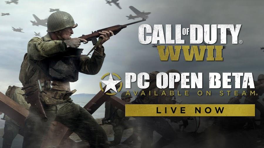call of duty ww2 pc beta