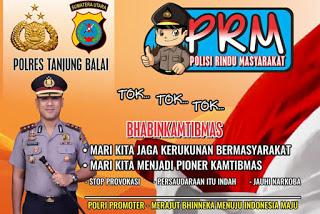 PRM Polres Tanjung Balai