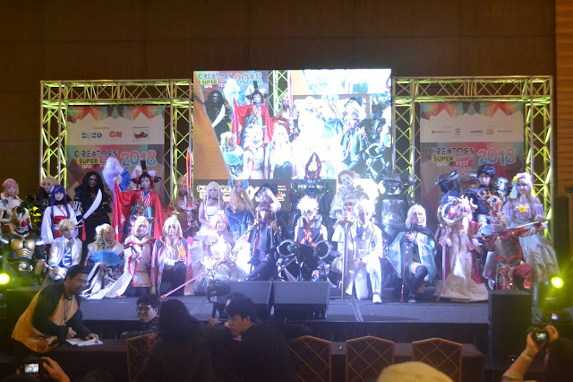 [Review Event] Creators Super Fest 2018