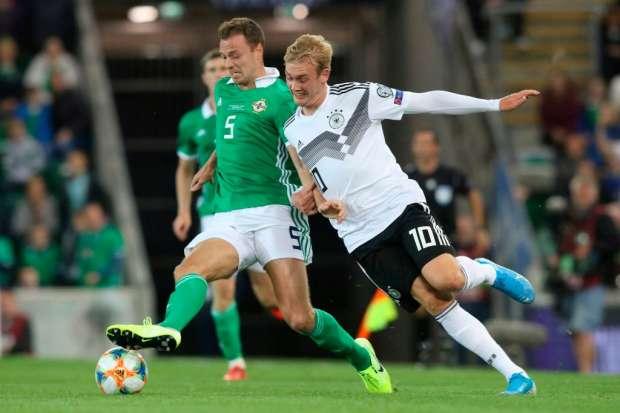مواجهة تاريخية بين ألمانيا وإستونيا في تصفيات يورو 2020