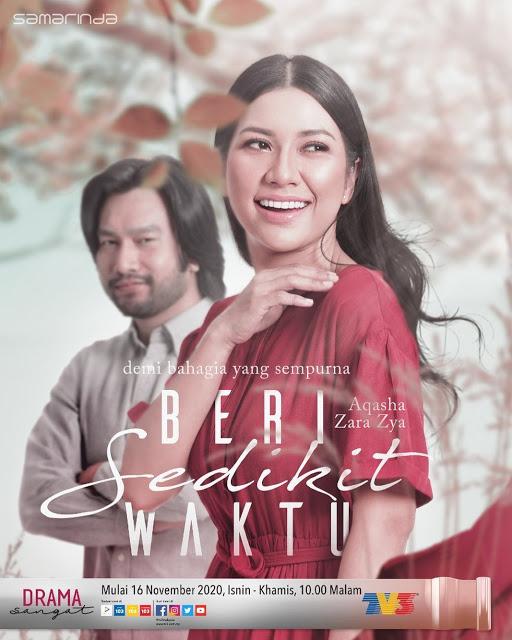 Tonton Drama Terbaru Beri Sedikti Waktu Di TV3 (Slot Samarinda)