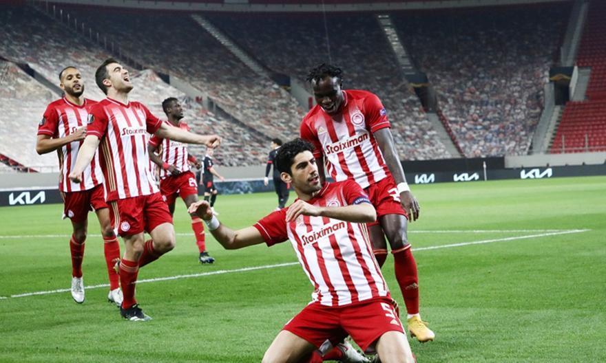 Προϊστορία Ολυμπιακού με +2 γκολ στα νοκ άουτ στην Ευρώπη