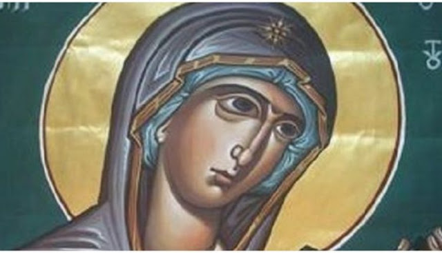 θαύμα της Παναγίας του Χάρου