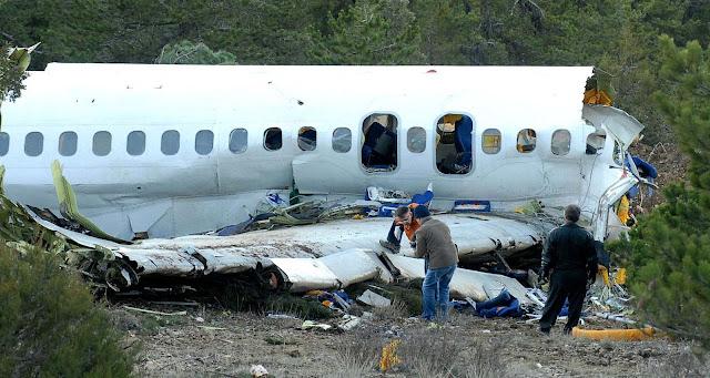 2007 Isparta Uçak Kazası | McDonnell Douglas MD-83