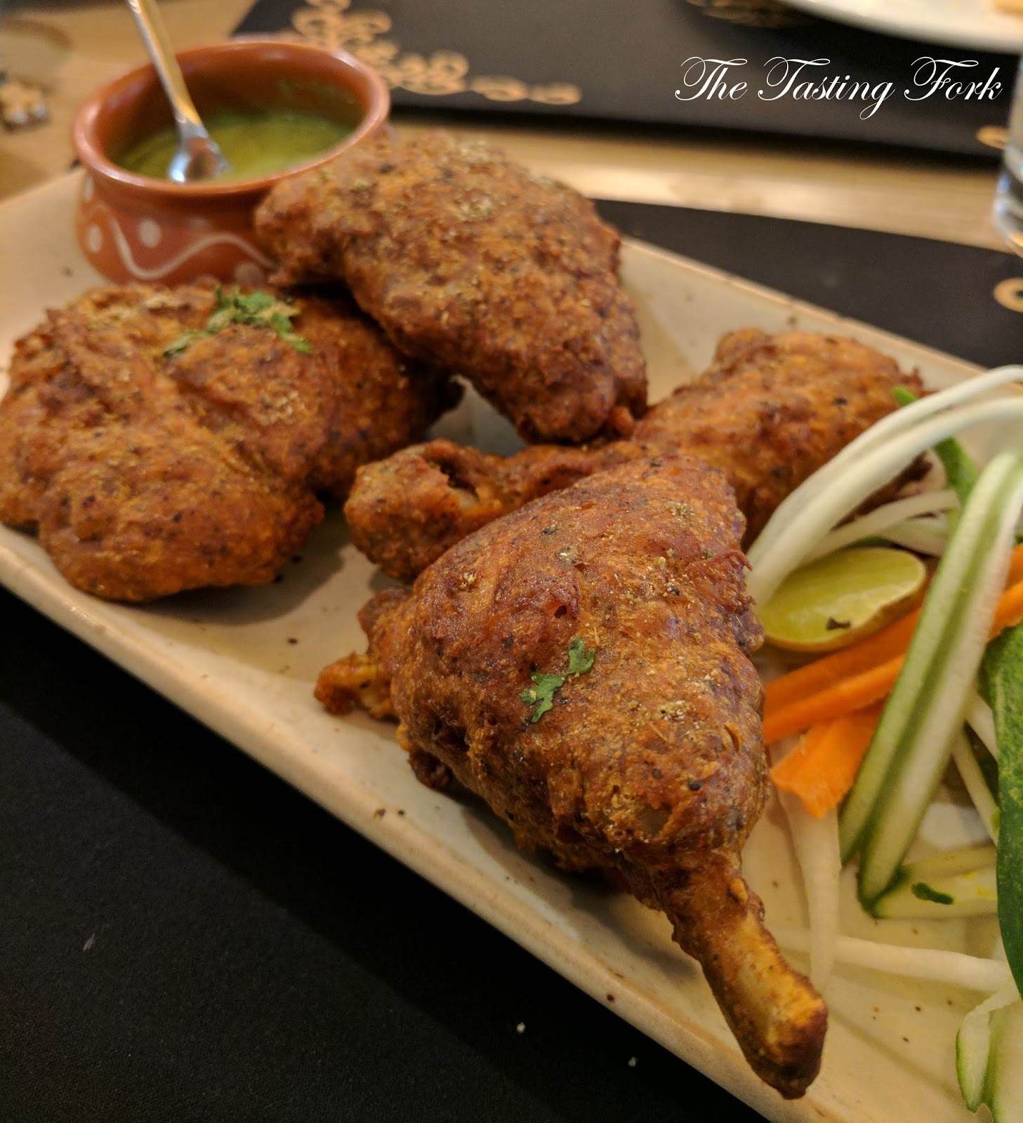 The Tasting Fork: Rangla Punjab Food Festival at Punjab Grill for Punjab Food With Name  150ifm