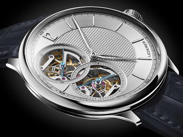 Bernhard Lederer Central Impulse Chronometer 9012