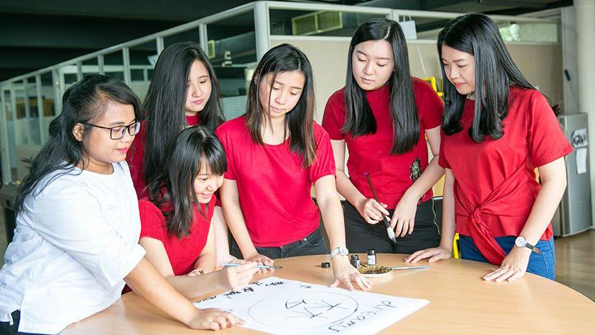 Swiss German University (SGU) International Programs
