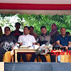 Pangdam Hasanuddin,Kapolda Sulsel Saksikan Karnaval Kendaraan Hias