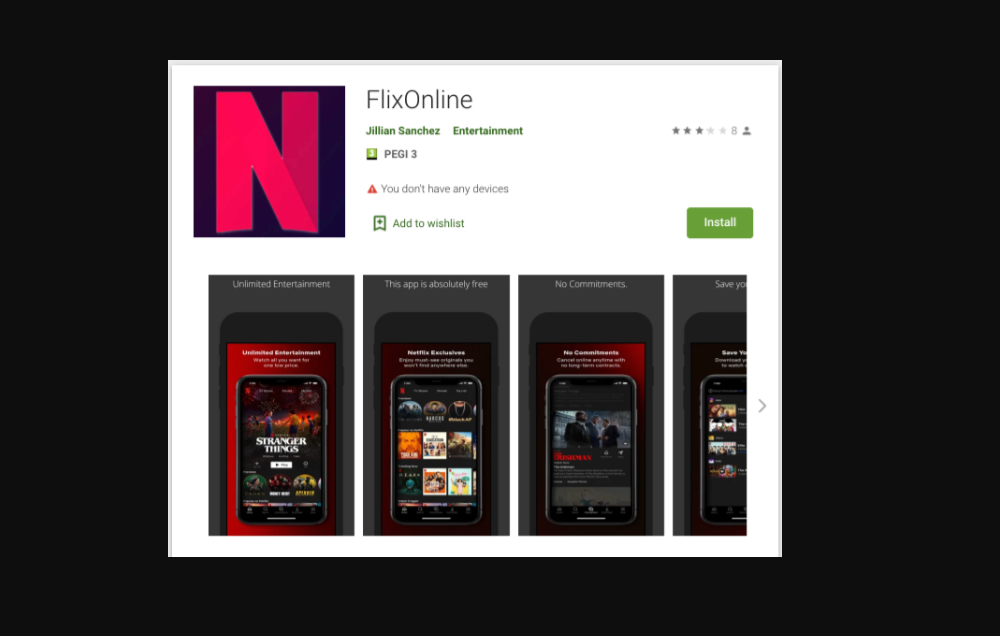 Beware of Android users!  New malware using fake apps on the Google Play Store is distributed via social media and downloaded 500 times in two months / Digital Information World