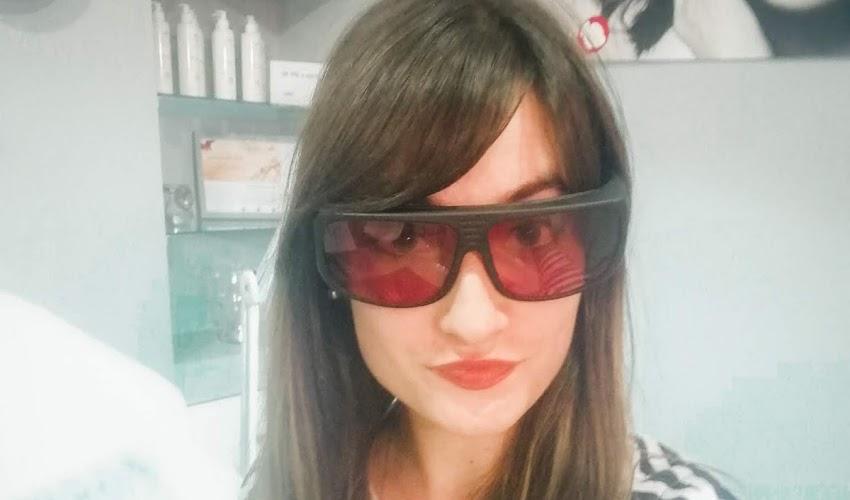 Efekty depilacji laserowej pach. Moje wrażenia po 4 zabiegach w gabinecie Depilacja.pl