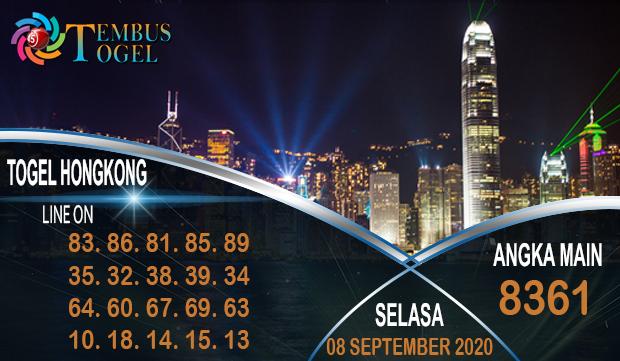 Mimpi Jitu Togel Hongkong Selasa 08 September 2020