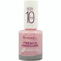 Beautiful Me Plus You Rimmel Nail Polish French Manicure No Need For Professional Manicure