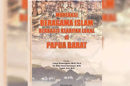 MUI Launching Buku Moderasi Beragama Islam Berbasis Kearifan Lokal di Papua Barat