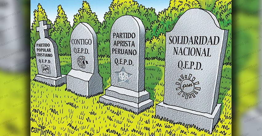 Carlincaturas Martes 28 Enero 2020 - La República