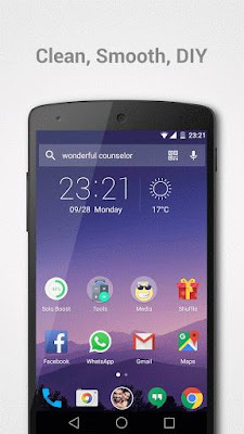 Solo Launcher 2.4.9.8 APK for Android Terbaru 2016