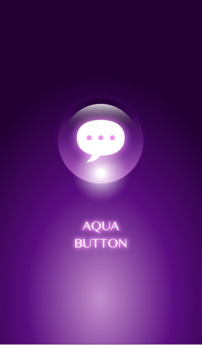 Aqua button(purple)
