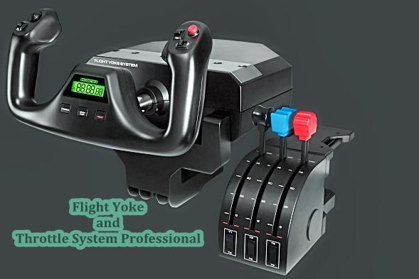 5 Rekomendasi Joystick Console Terbaik Game Flight Simulator