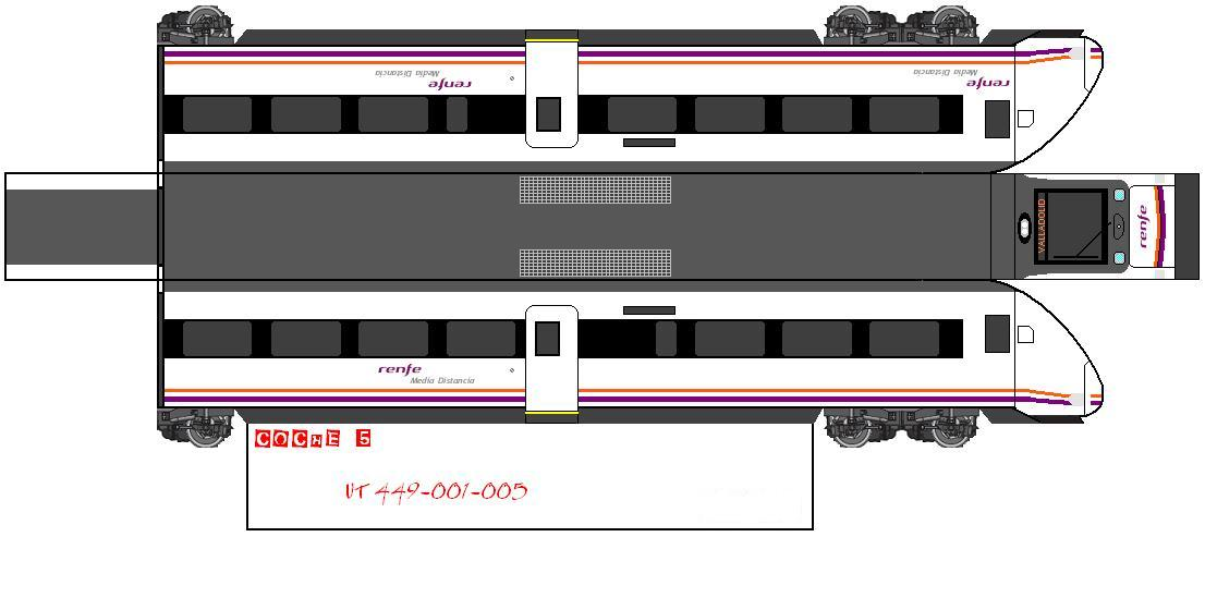 19JPG (1106×549) trenes Pinterest Model train, Papercraft - cover sheet for fax template