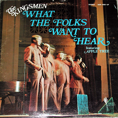 The Kingsmen Quartet-What The Folks Want To Hear-