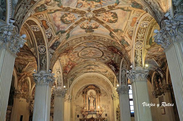 El oratorio de San Hilario de Parma