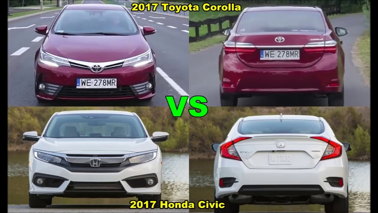 Honda Civic Vs Toyota Corolla : Everything You Need To Know And Which Car  One Should Buy?