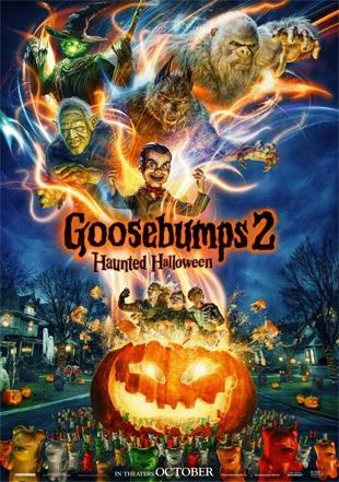 Goosebumps 2: Haunted Halloween 2018 Full Hindi Movie Download Dual Audio HDTS