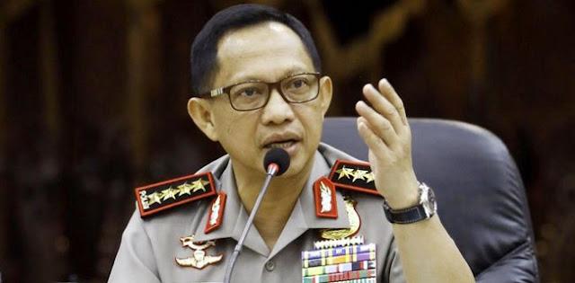 Jenderal Tito Karnavian: Kurang Dari 10 Teroris Poso Masih Lakukan Aksi...