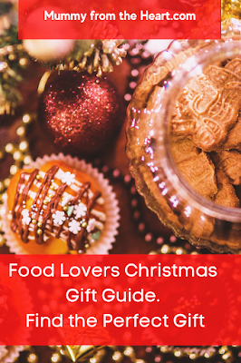 A selection of gifts for Christmas 2020 for people who love food, drink, cooking and eating