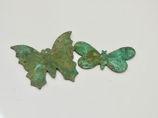Swellegant Patina on the butterflies