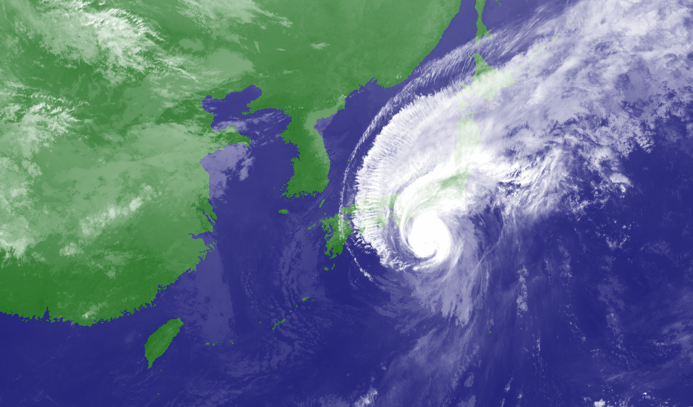 #PrayForJapan: Super Typhoon Hagibis could match 1958 Ida that killed 1,200 in Japan
