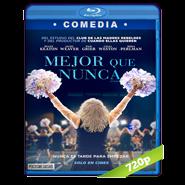 Mejor que nunca (2019) BRRip 720p Audio Dual Latino-Ingles