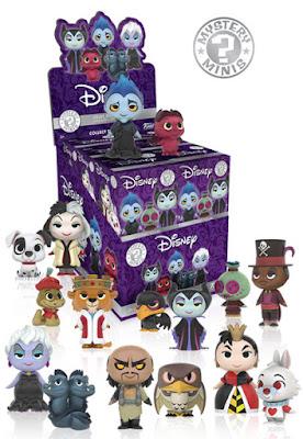 Disney Villains Mystery Minis Blind Box Series by Funko