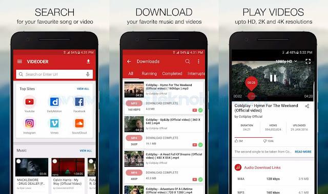 Bagaimana cara download / unduh video Facebook baik di android maupun PC ? hal ini bisa dilakukan menggunakan aplikasi atau tanpa aplikasi dan secara online.