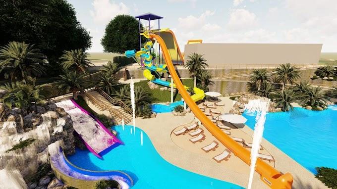 Suzano ganhará novo parque aquático em 2020