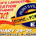 Huntsville Comic & Pop Culture Expo Taking Place This Weekend