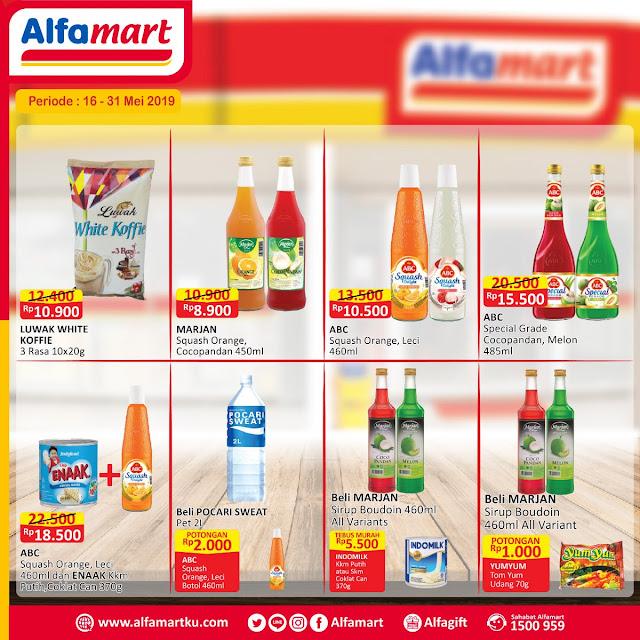 #Alfamart - #Promo Katalog Penawaran Ramadhan Periode 16 - 31 Mei 2019