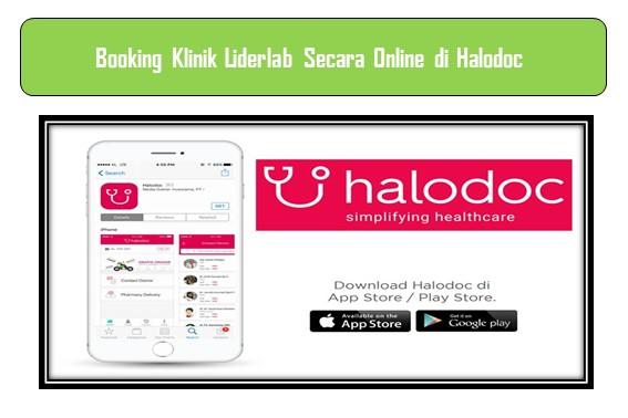 Booking Klinik Liderlab Secara Online di Halodoc