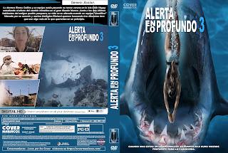 ALERTA EN LO PROFUNDO 3 - DEEP BLUE SEA 3 2020 [COVER - DVD]