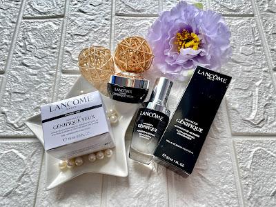 維持肌膚微生態健康 - Lancôme 升級版嫩肌活膚精華+升級版嫩肌活膚眼霜 ... ...
