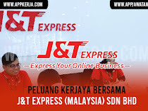 Jawatan Kosong di J&T Express (MALAYSIA) Sdn Bhd