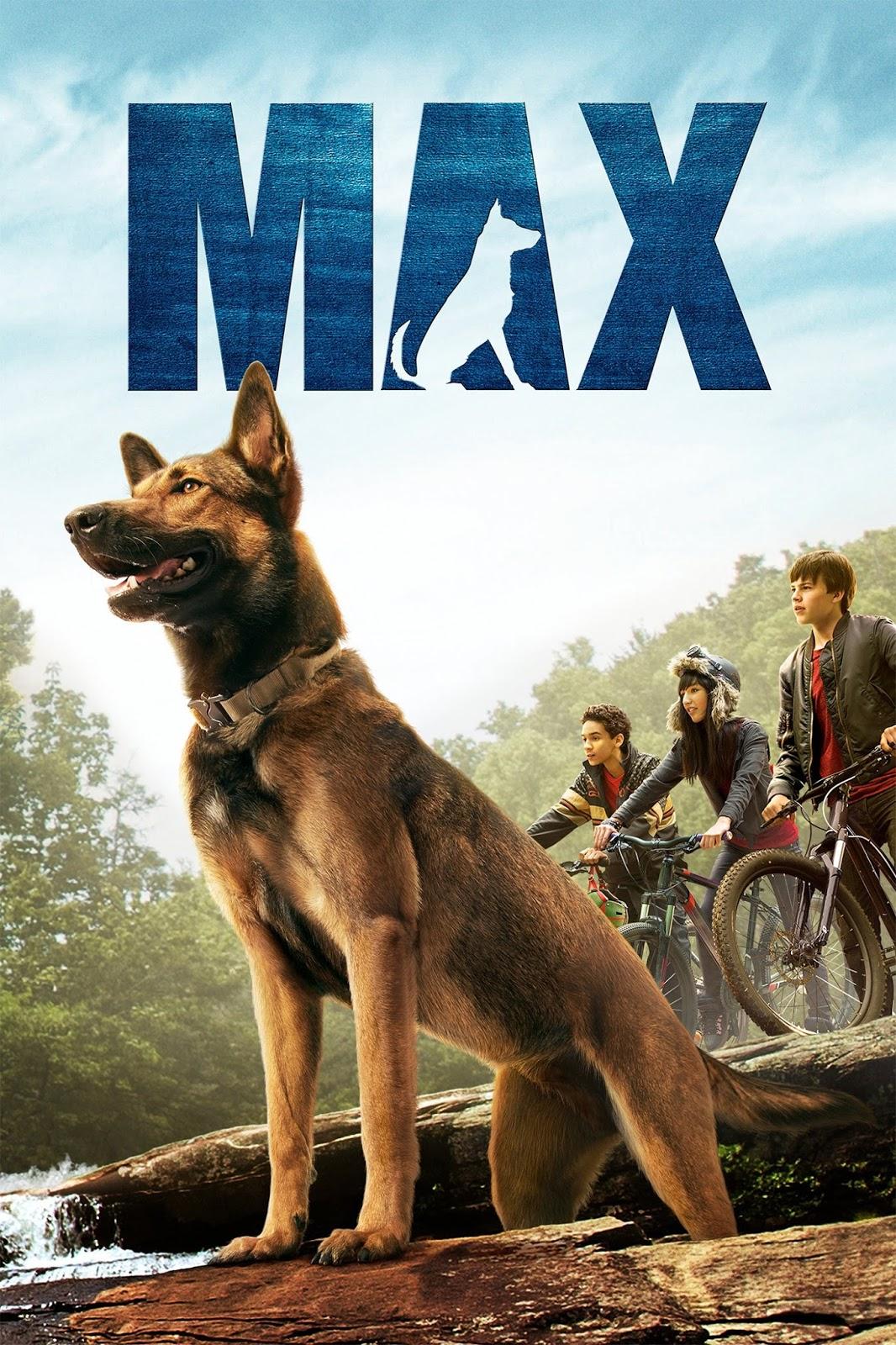 Max – O Cão Herói Dublado