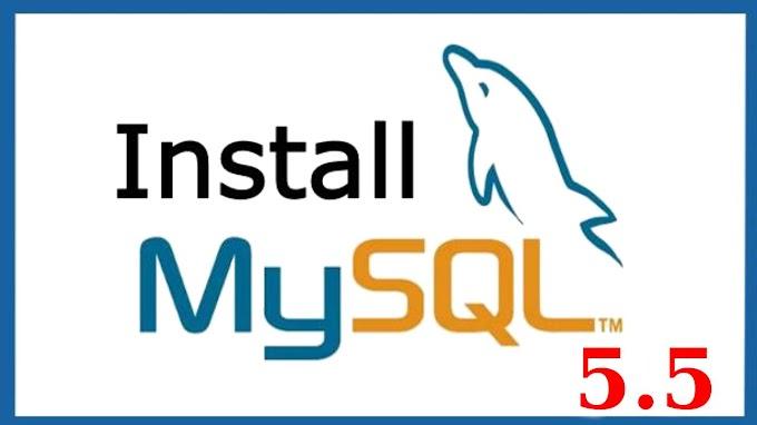 How to install MySQL 5.5 on Ubuntu 20.04 LTS
